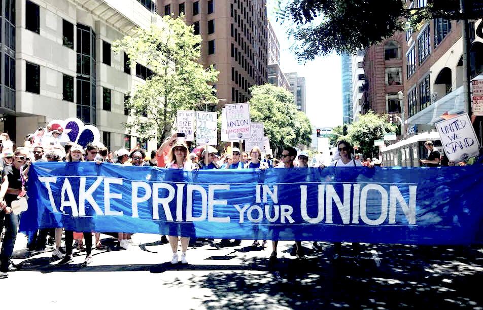 IFPTE Pride In our union